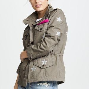 Jocelyn   stars field jacket
